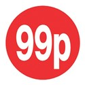 Price Point Labels - 99p
