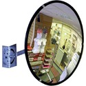 Convex Glass Security Mirror and Bracket, 450mm diameter